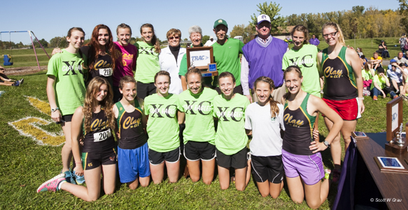 Clay - TRAC Girls Cross Country Champions_1