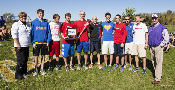 St Francis - TRAC Boys Cross Country Champions_1