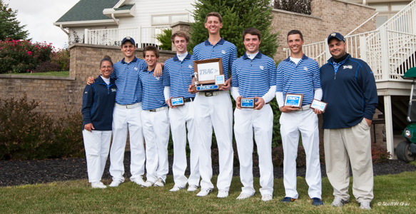 St Johns - TRAC 2013 Golf Champions_1
