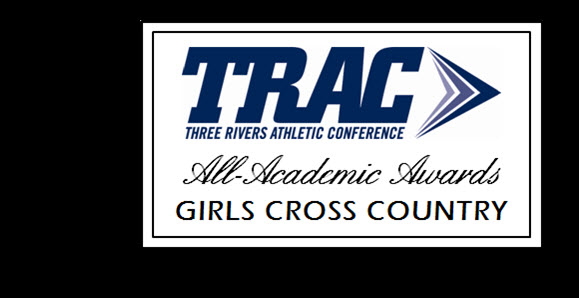 TRAC All-Academic - Girls Cross Country