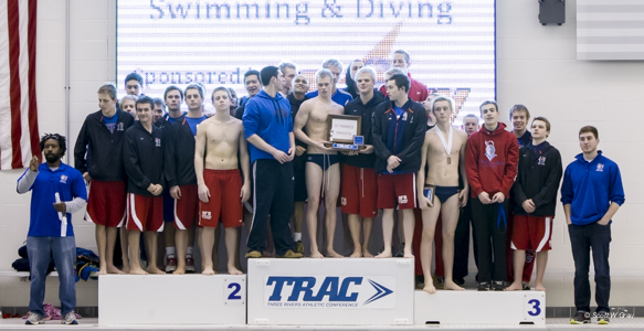 TRAC Boys 2014 Swimming Champions_1