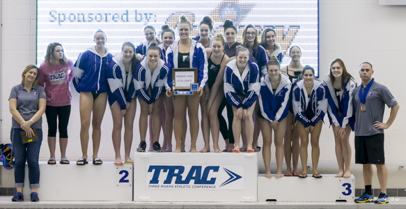 TRAC Girls 2014 Swimming Champions_1