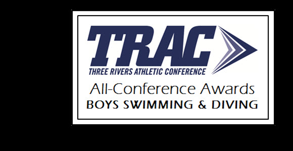 TRAC All-Conference - Boys Swimming and Diving