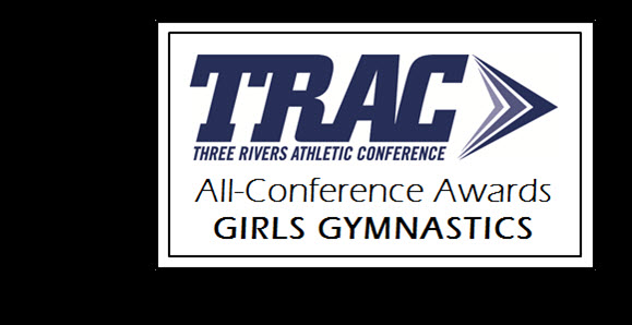 TRAC All-Conference - Girls Gymnastics