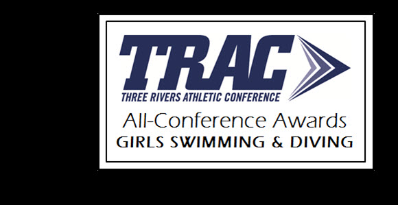 TRAC All-Conference - Girls Swimming and Diving